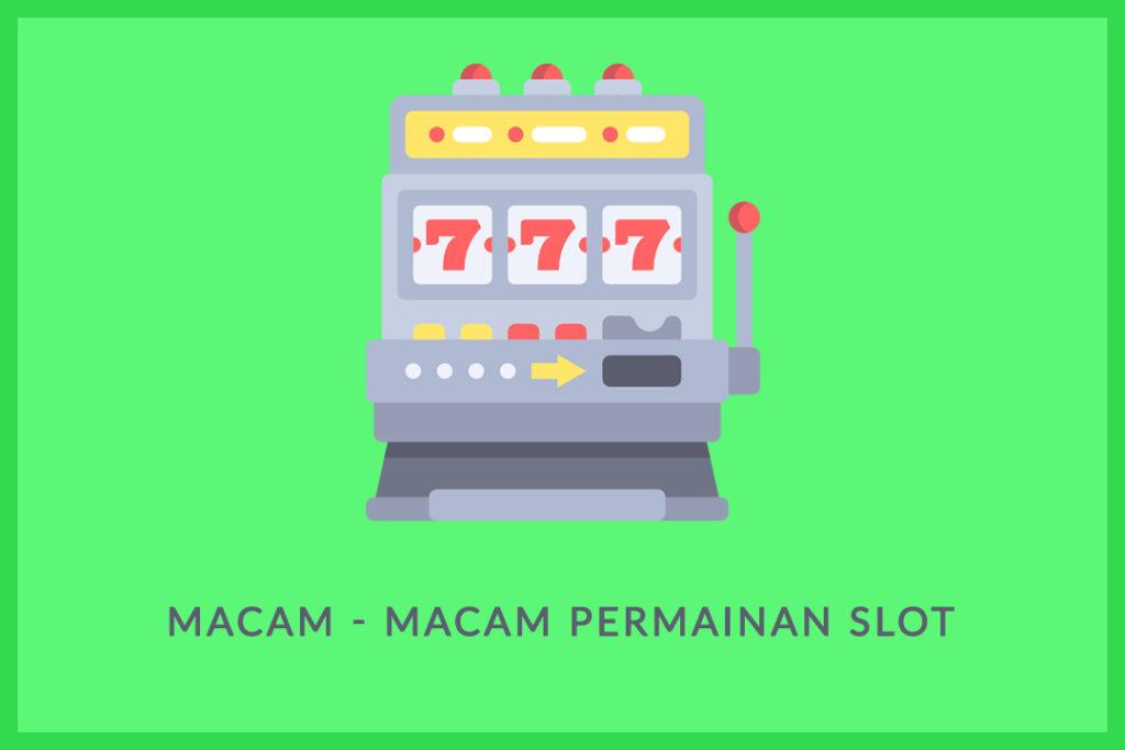 Mengenal Jenis-Jenis Game Slot Online